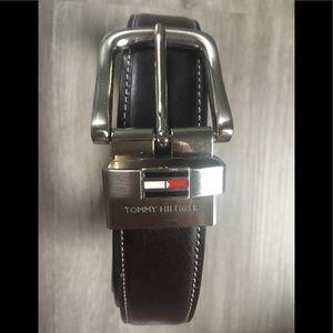 TOMMY HILFIGER ▪️ Reversible Leather Belt